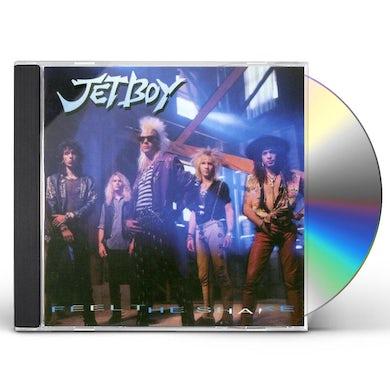 Jetboy FEEL THE SHAKE CD