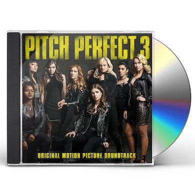 PITCH PERFECT 3 / Original Soundtrack CD