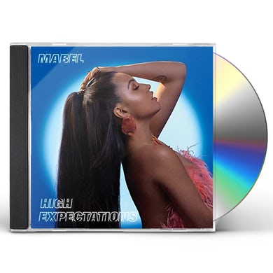 Mabel HIGH EXPECTATIONS (LIMITED MAGAZINE PACK) CD