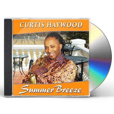 Curtis Haywood SUMMER BREEZE CD