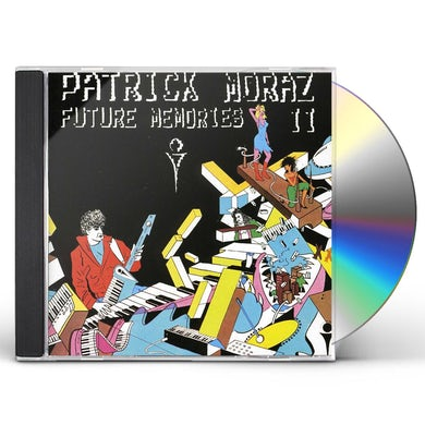 Patrick Moraz FUTURE MEMORIES II CD