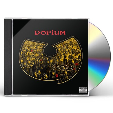 U-God DOPIUM CD