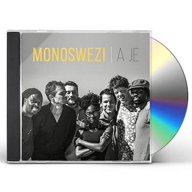 Monoswezi JE CD