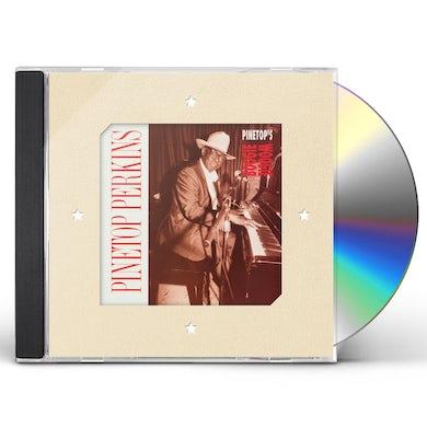 Pinetop Perkins PINETOP'S BOOGIE WOOGIE CD