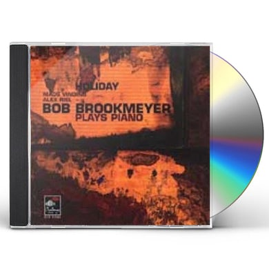 Bob Brookmeyer HOLIDAY CD