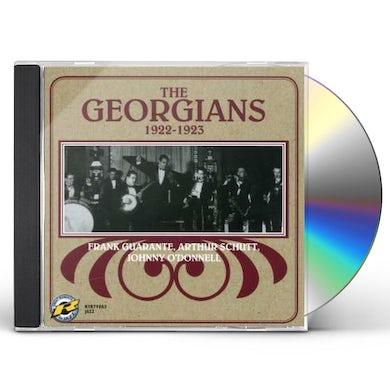 GEORGIANS 1922-23 CD