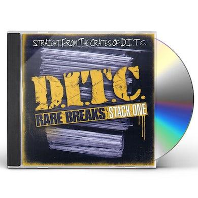D.I.T.C. RARE BREAKS: STACK ONE CD