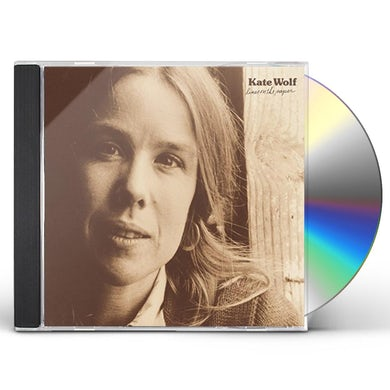 Kate Wolf LINES ON THE PAPER CD