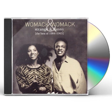 Womack & Womack BEST OF 1984-1993: STRNAGE & FUNNY CD