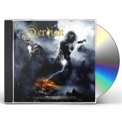 Derdian NEW ERA PT III THE APOCALYPSE CD