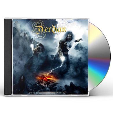 Derdian NEW ERA 3: APOCALYPSE CD