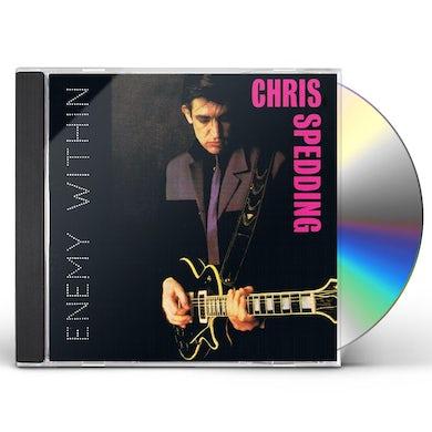 Chris Spedding ENEMY WITHIN CD