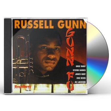 Russell Gunn GUNN FU CD