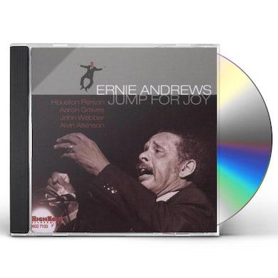 Ernie Andrews JUMP FOR JOY CD