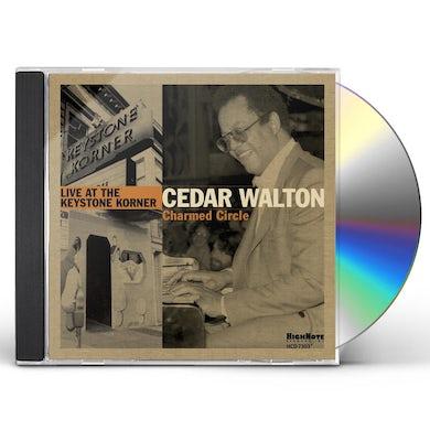 Cedar Walton CHARMED CIRCLE - LIVE AT THE KEYSTONE KORNER CD