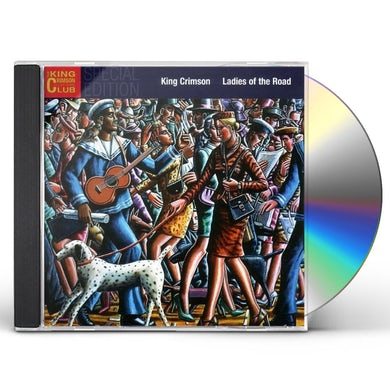 King Crimson LADIES OF THE ROAD (SPECIAL EDITION) CD