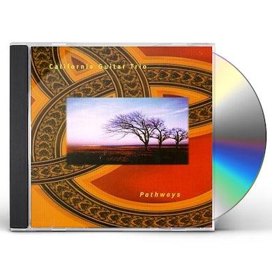 California Guitar Trio PATHWAYS CD