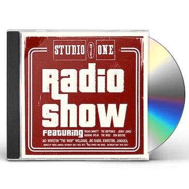 STUDIO ONE RADIO SHOW / VARIOUS CD