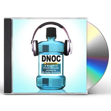 DNOC BREATH OF FRESH SOUNDS (MIXTAPE) CD