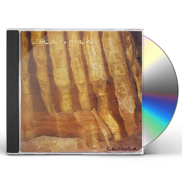 CARIOCA SINAI PIANO CD