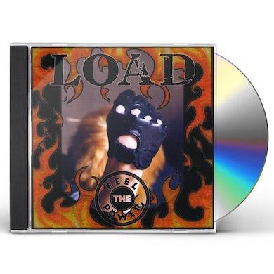 FEEL THE POWER CD