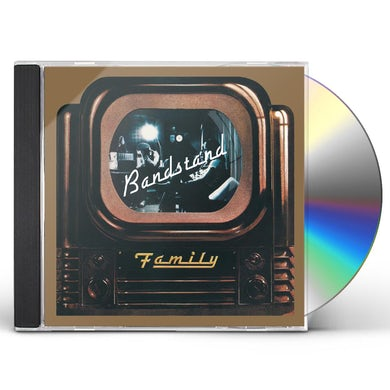 The Family BANDSTAND CD