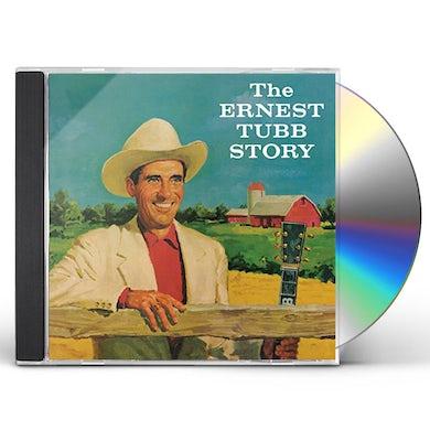 ERNEST TUBB STORY CD