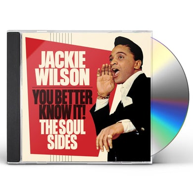 Jackie Wilson You Better Know It!: The Soul Sides CD