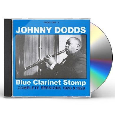 Johnny Dodds BLUE CLARINET STOMP CD