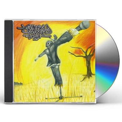 Journeyman FRESH BREATH OF AIR CD