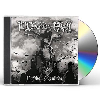 Icon Of Evil SYFILIS MENTALIS CD