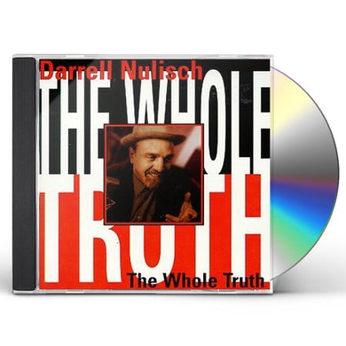 Darrell Nulisch WHOLE TRUTH CD