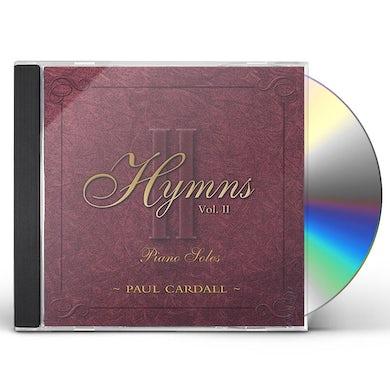 Paul Cardall HYMNS 2 CD