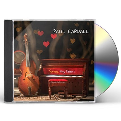 Paul Cardall SAVING TINY HEARTS CD