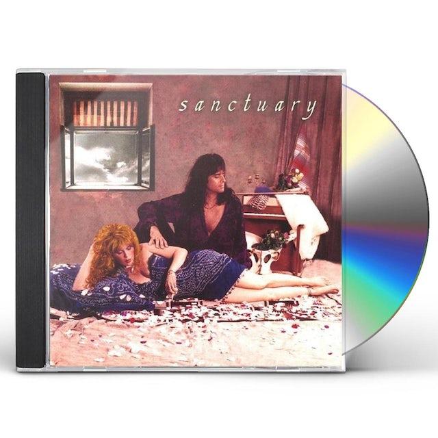 Mark Wood SANCTUARY CD