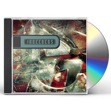 The Breeders MOUNTAIN BATTLES CD