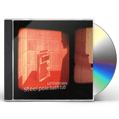 Steel Pole Bathtub UNLISTENABLE CD