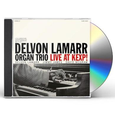Delvon Lamarr Organ Trio LIVE AT KEXP CD