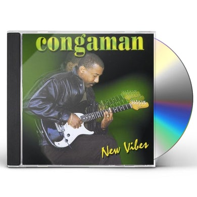 Congaman NEW VIBES CD
