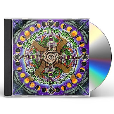 String Cheese Incident ROUND THE WHEEL CD
