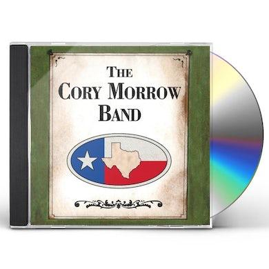 CORY MORROW BAND CD