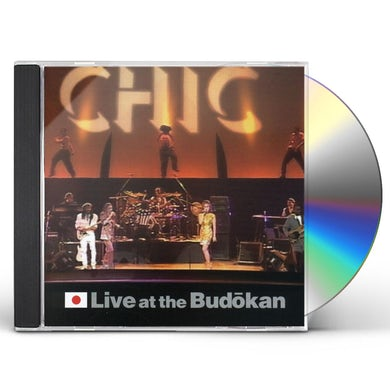 Chic LIVE AT THE BUDOKAN CD