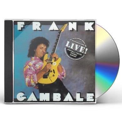 Frank Gambale LIVE CD