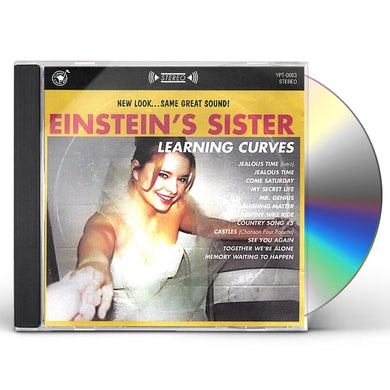 Einstein's Sister LEARNING CURVES CD