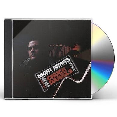 Chuck Daniels NIGHT MOVES CD