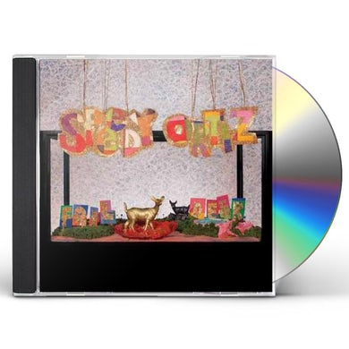 Speedy Ortiz FOIL DEER CD