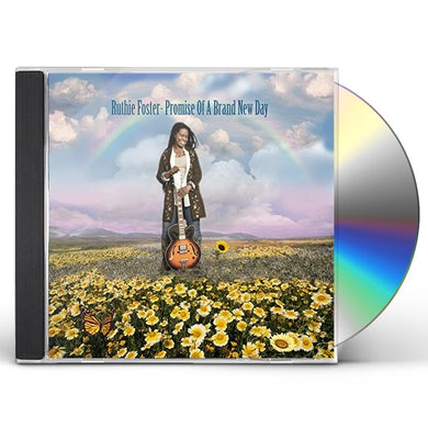 Ruthie Foster PROMISE OF A BRAND NEW DAY CD