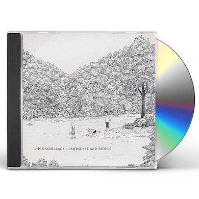 Nick Schillace LANDSCAPE & PEOPLE CD