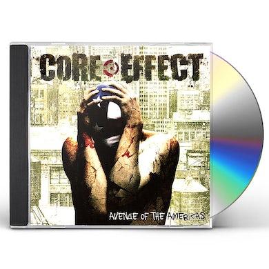 Core Effect AVENUE OF THE AMERICA'S CD