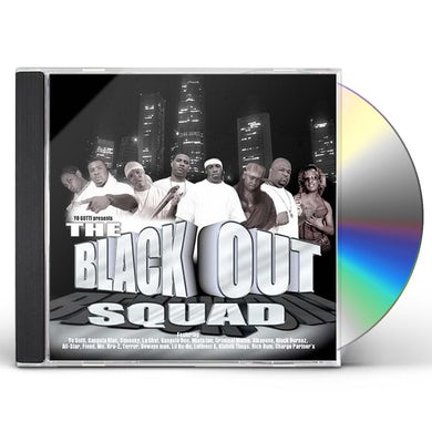 Yo Gotti BLACKOUT SQUAD CD